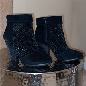 Sole Society heeled booties